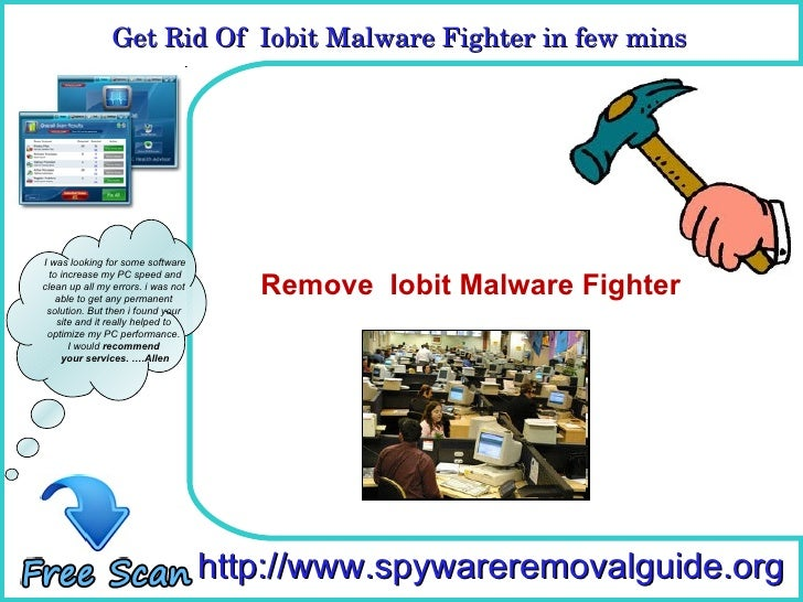 Get Rid Of  Iobit Malware Fighter in few mins                 Get Rid Of  Iobit Malware Fighter in few mins               ...