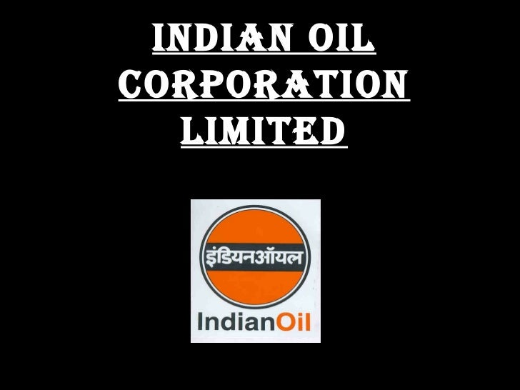INDIAN OILCORPORATION  LIMITED