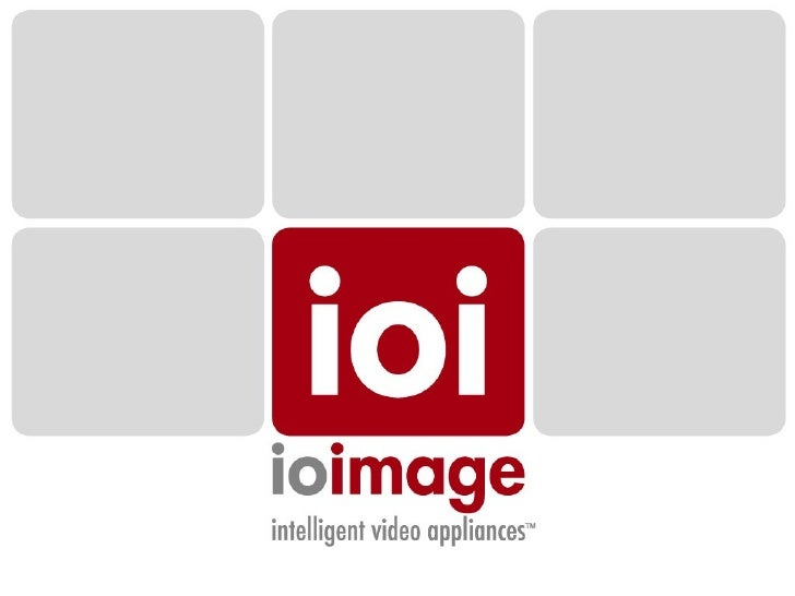 Ioimage Parking Applications