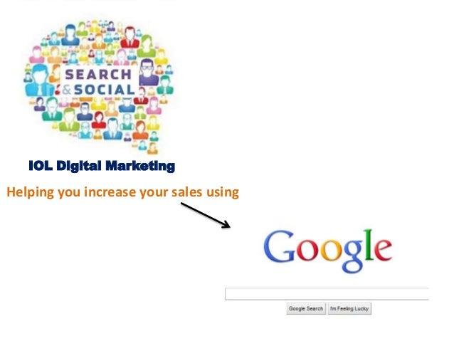 Search Engine Marketing at iOL Digital