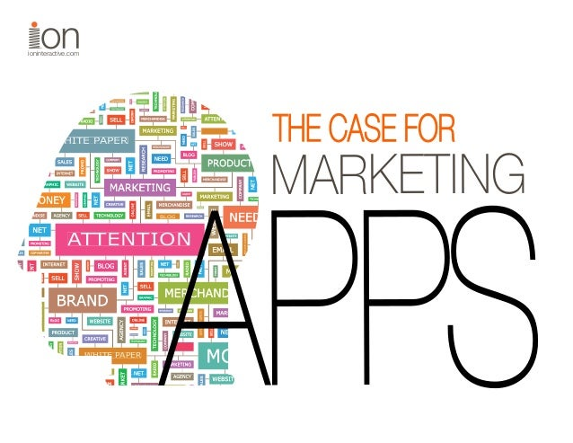 Case for Marketing Apps