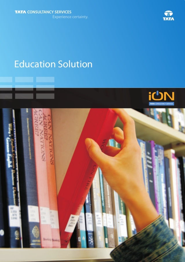 ERP Education Solution-TCSiON