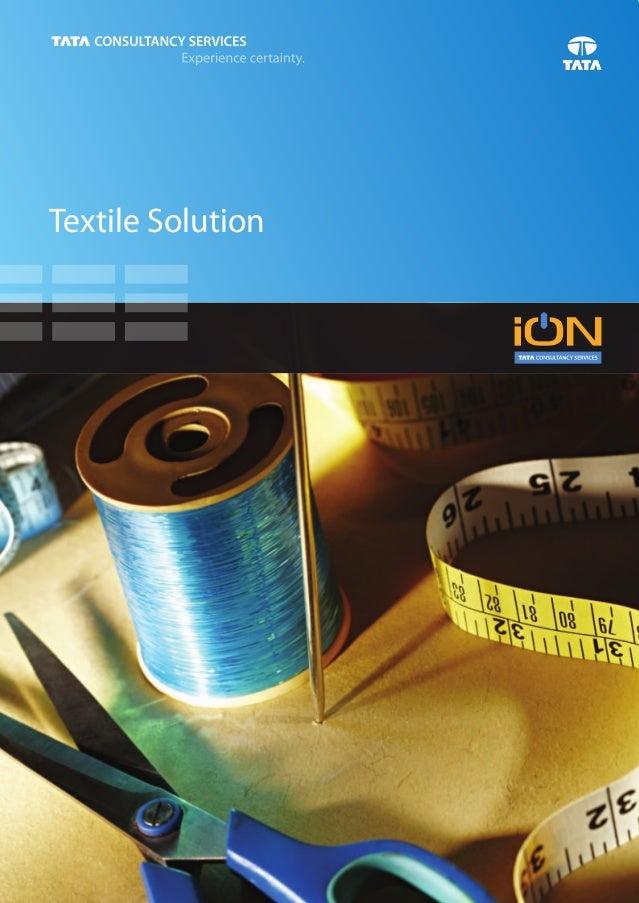 ERP Texttile Solution-TCSiON