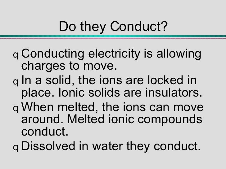 ionic bonding notes Show an animation to introduce the process of ionic bonding project the animation ionic bond in sodium chloride remind students that in covalent bonding,.