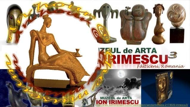 Ion Irimescu (1903 – 2005) Romanian sculptor3