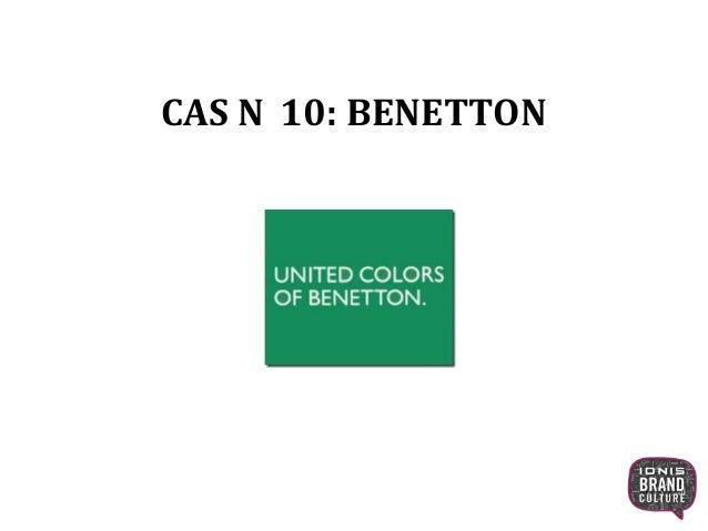 La campagne Benetton