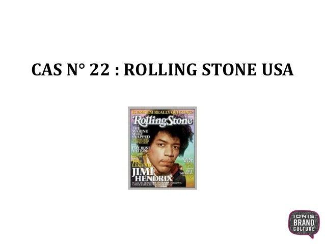 La campagne Rolling Stones