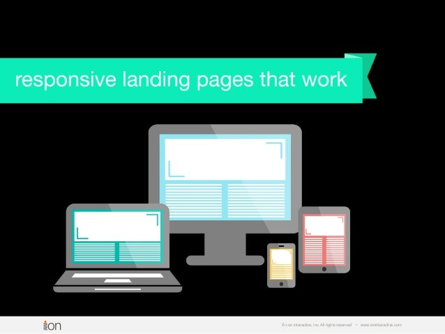 Responsive Landing Pages That Work