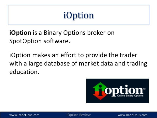 Trading binary options in usa
