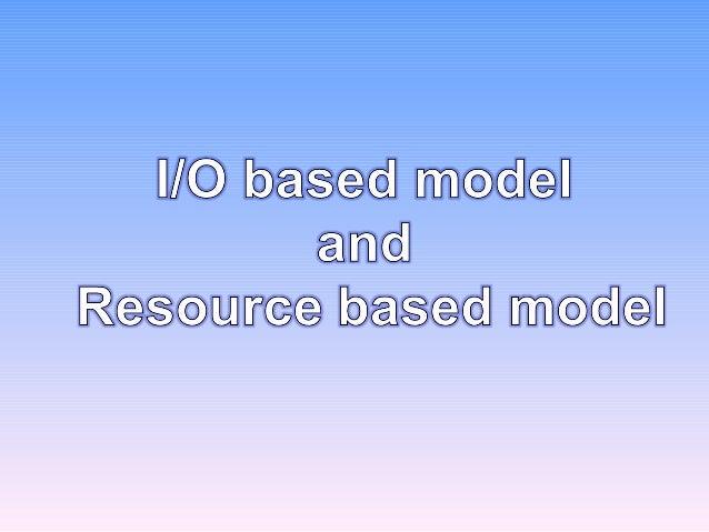 I/O Model Focus StrengthsStrengths WeaknessesWeaknesses OrganizationalOrganizational analysisanalysis OpportunitiesOpportu...