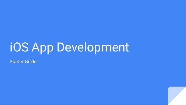 how to become ios app developer