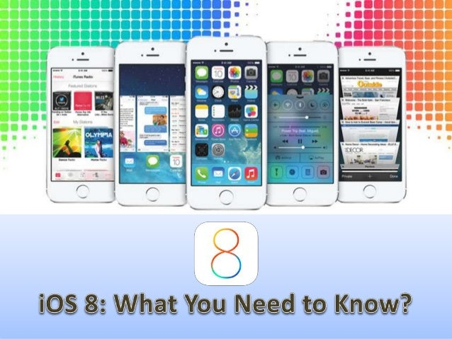 iOS 8 is the eighth major release of the iOS mobile operating system designed by Apple Inc. as the successor to iOS 7. It ...