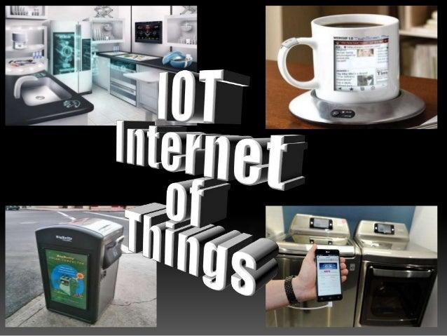 O IOT Internet of Things (Internet das Coisas), e a nova tecnologia do nosso século se refere a uma revolução tecnológica ...