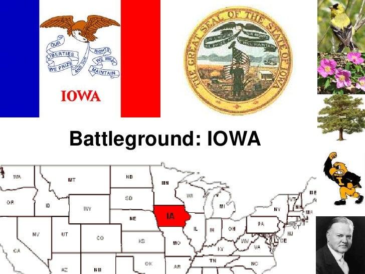 Battleground: IOWA
