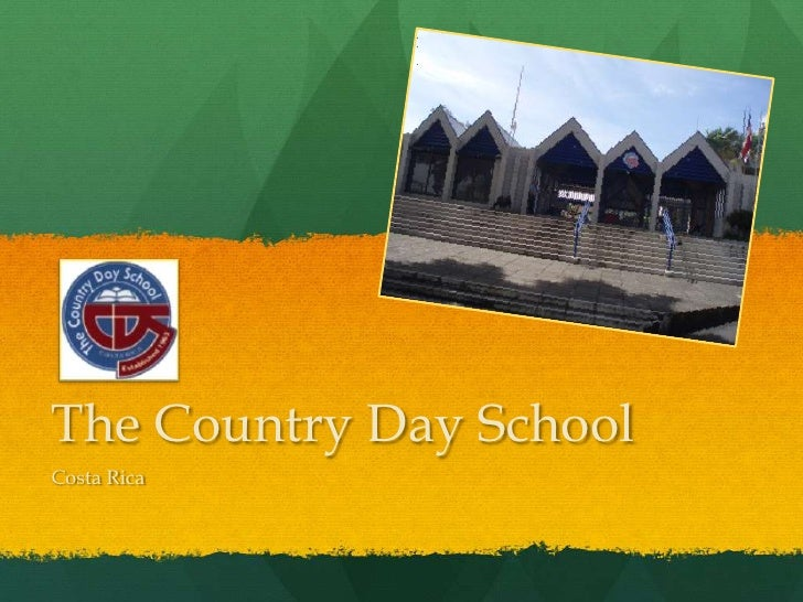 The Country Day School<br />Costa Rica<br />