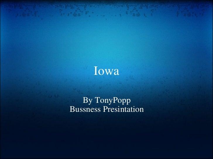 Iowa Bp