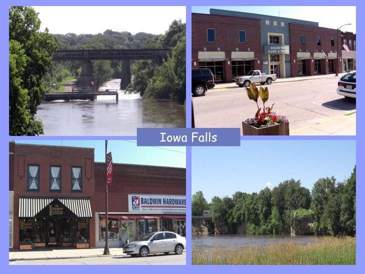 Iowa Falls Show