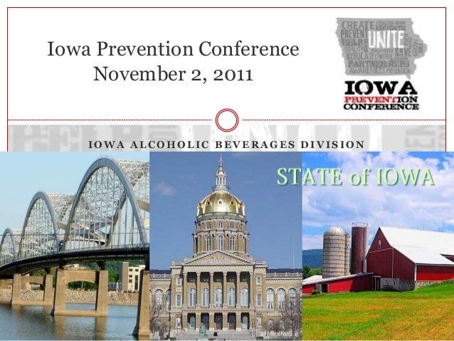Iowa Prevention Seminar