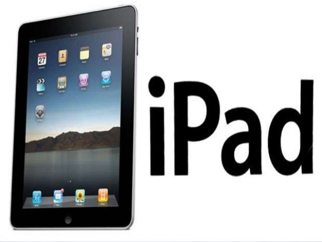       iPad is a line of tablet computers designed and marketed by Apple with the iOS technology. The first iPad was rel...