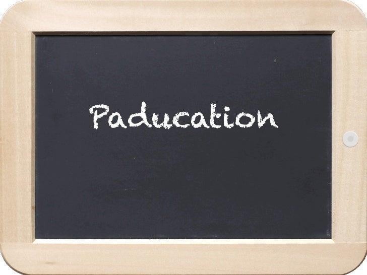 Paducation