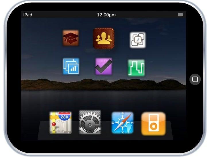 iPad   12:00pm
