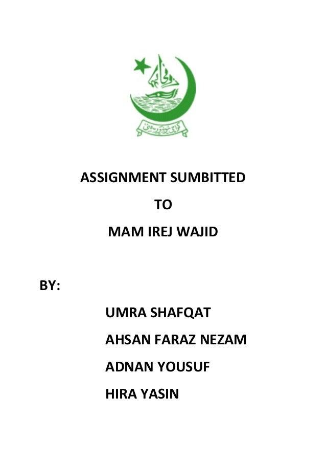 Management process of Ipad