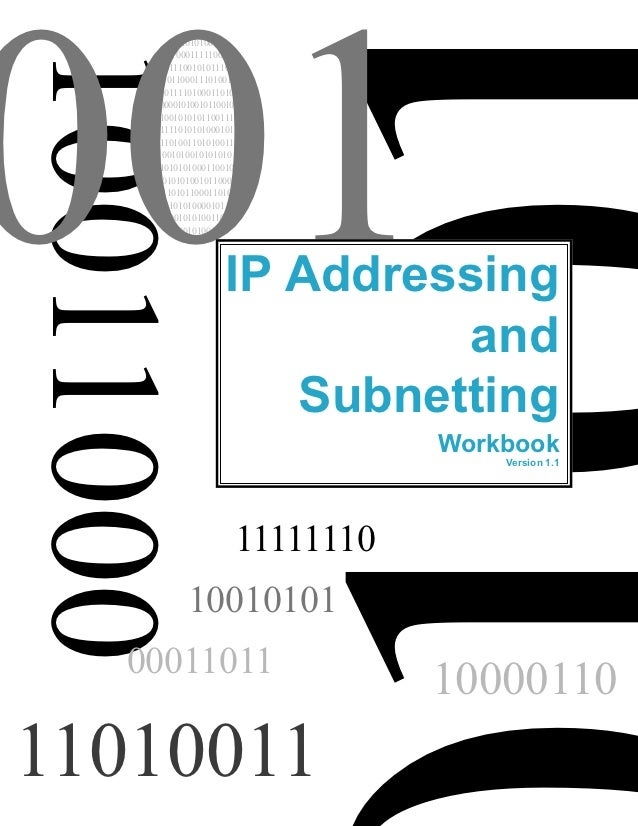 Ip addressing & subnetting