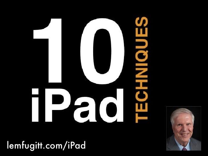 I pad internet products