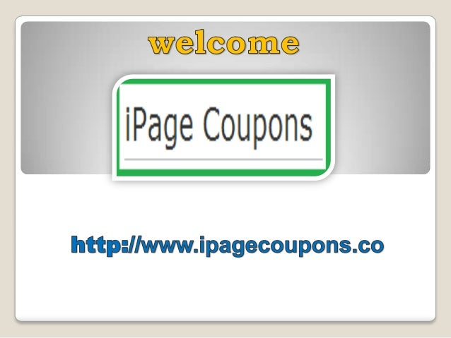 I page coupons