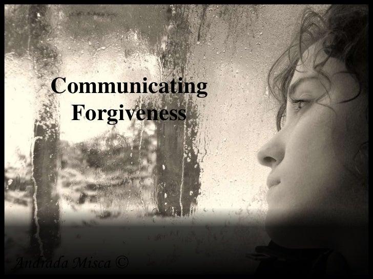Ipc lesson plan 19   forgiveness