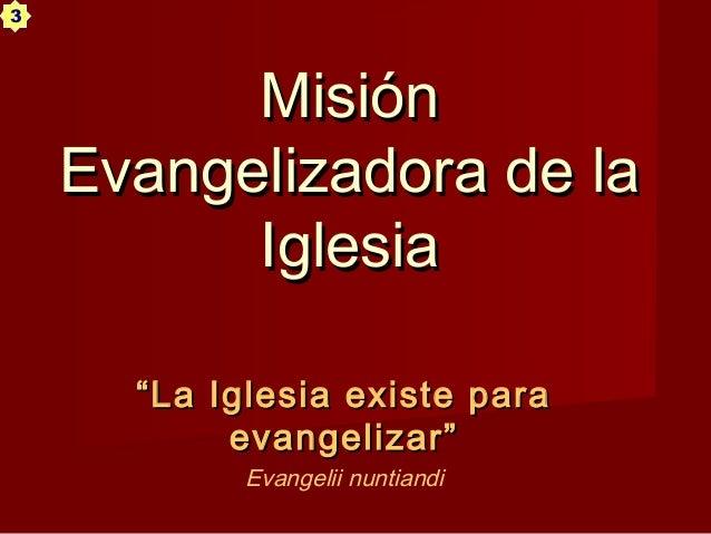 la pedagogía como evangelización