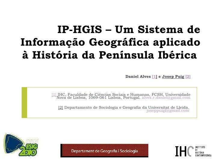 Atlas Historico Peninsula Ibérica