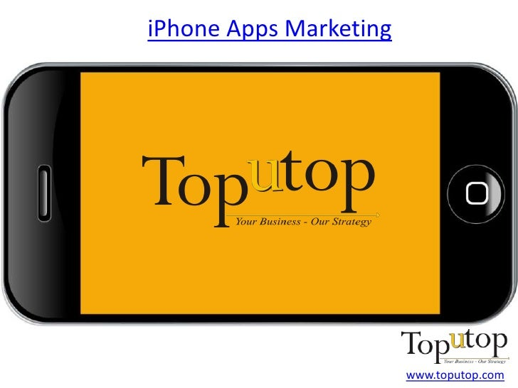 iPhone Apps Marketing<br />