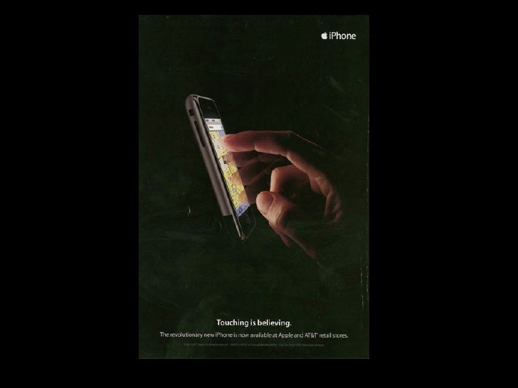 iPhone and Intertextuality
