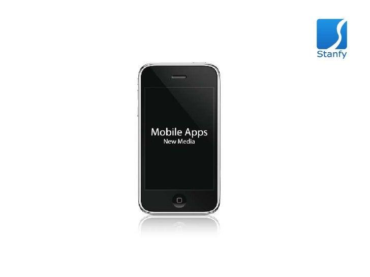 Mobile Apps - New Media