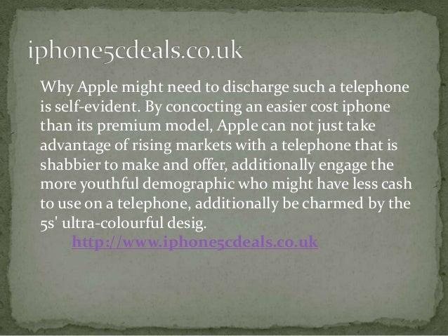 iPhone 5c deals
