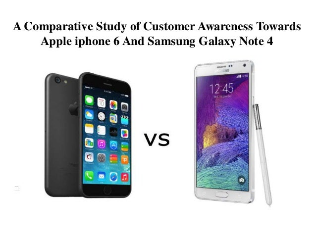 Samsung and Nokia Comparative Study