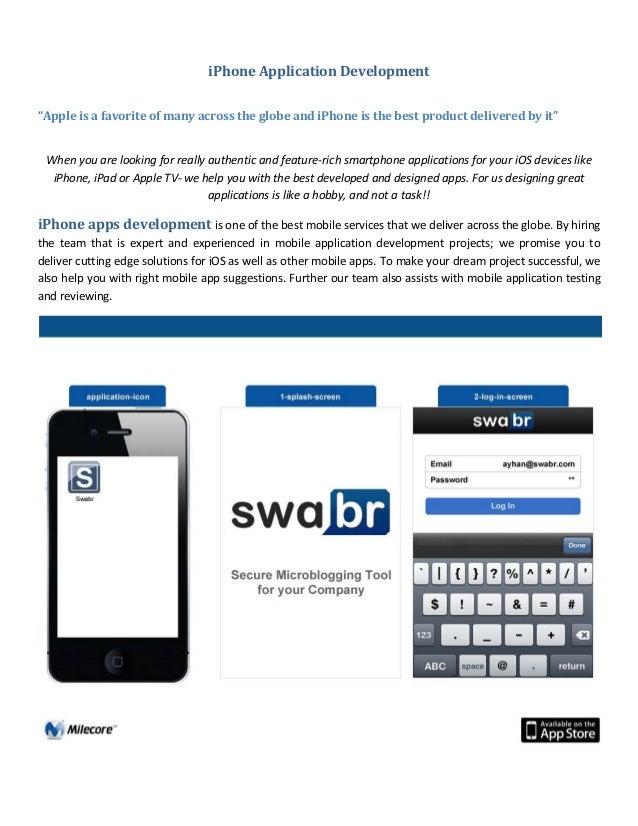 i Phone Application Development companies