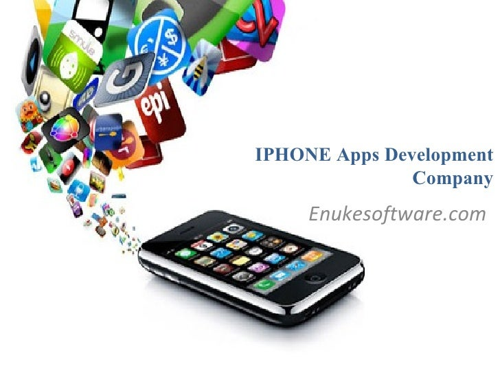 IPHONE Apps Development               Company     Enukesoftware.com