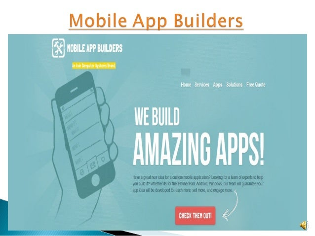 Have a great new idea for a custom mobile application? Looking for a team of experts to help you build it? Whether its for...