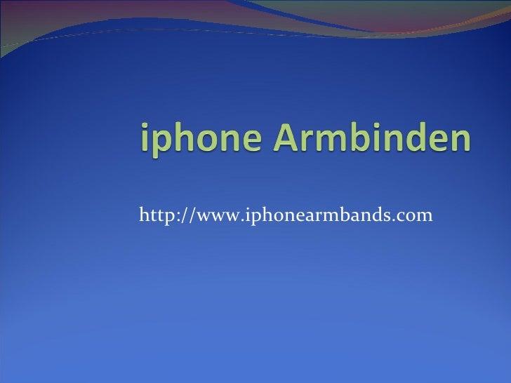 iphone Armbinden