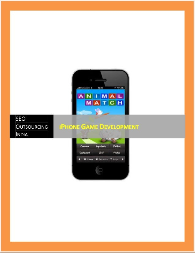 iPhone Games Development Company, iPhone Game Developer &  Programming India