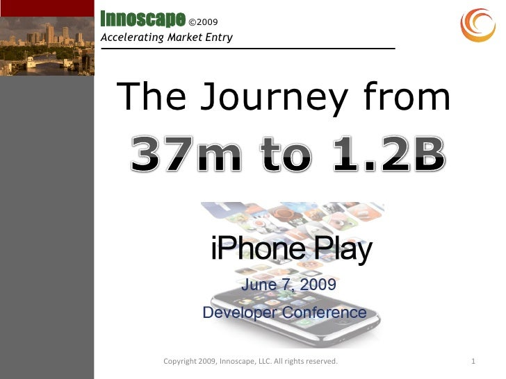 Journey from 37m to 1.2B