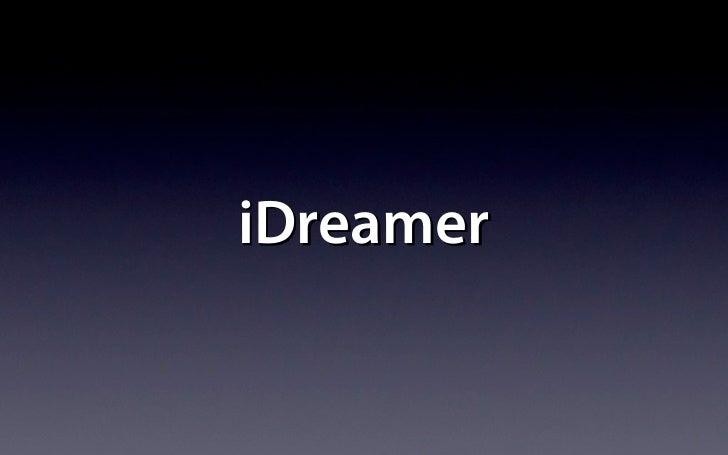 iDreamer