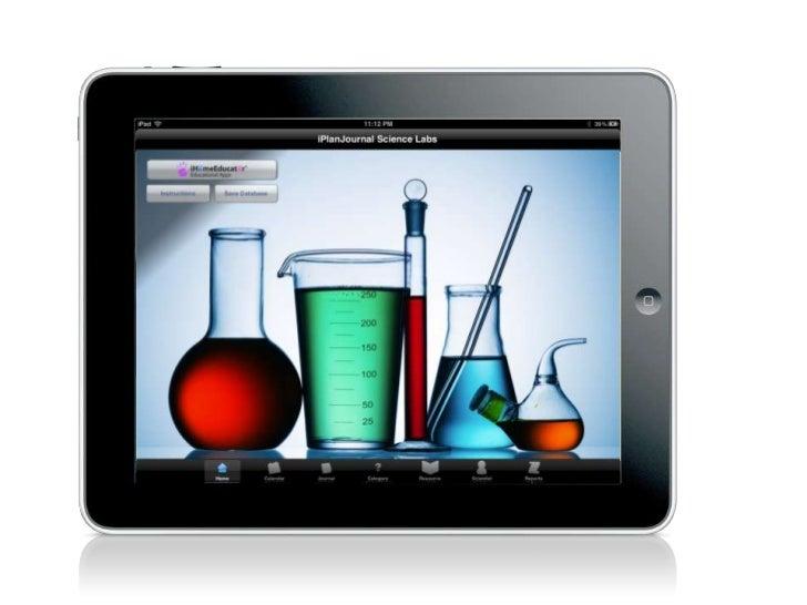 iPlanJournal Science Labs