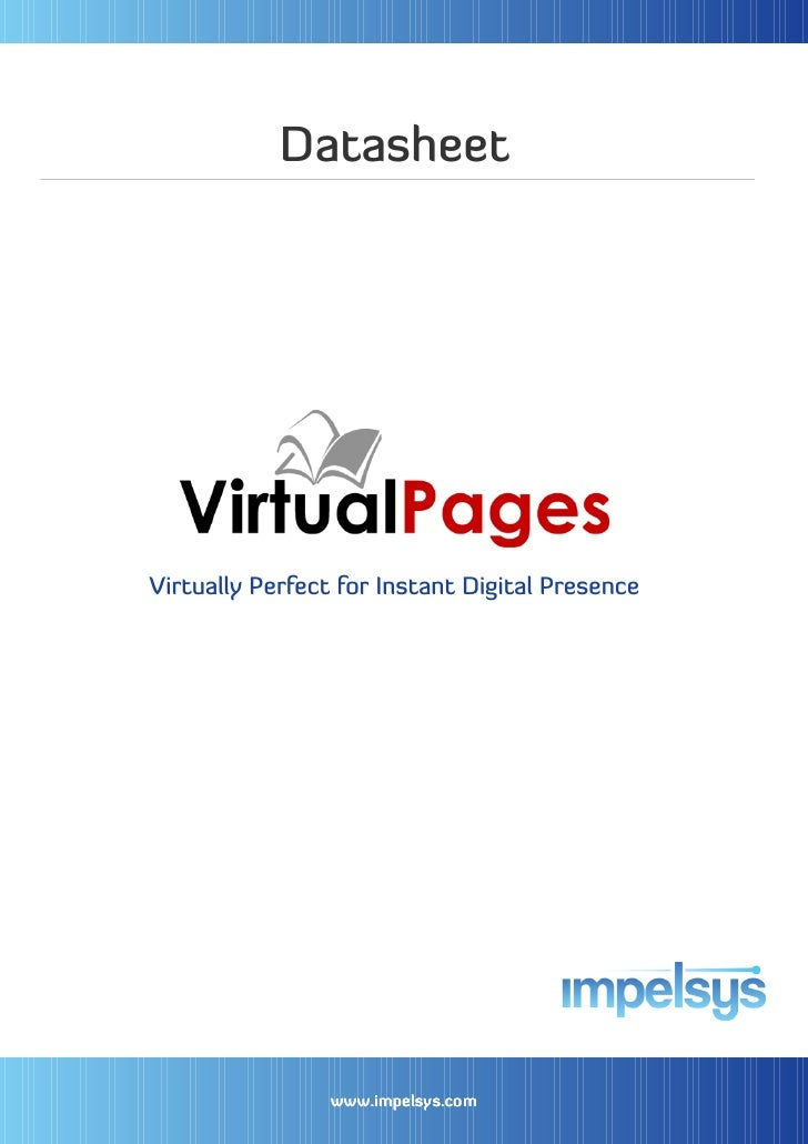 iPublish Virtual Pages - Publisher marketing Tool by iPublishCentral