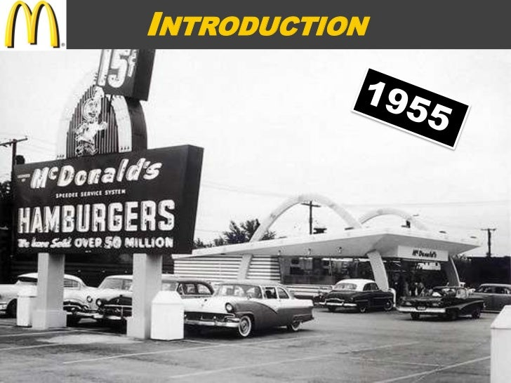 mc donalds corporation essay Human resource management in mcdonalds business essay part 1 1 the company mcdonald's is the largest food service company in the world in 1993, annual sales stood at 23 billion dollars.