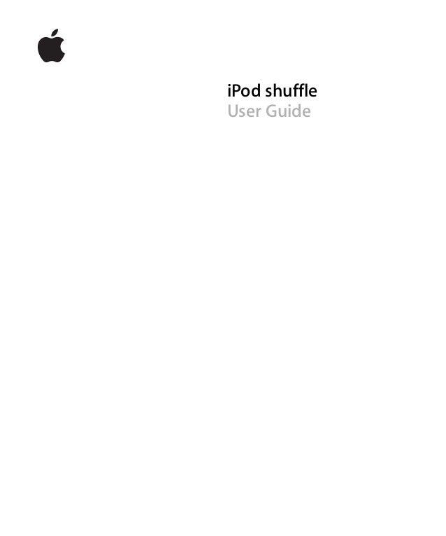 iPod shuffle User Guide