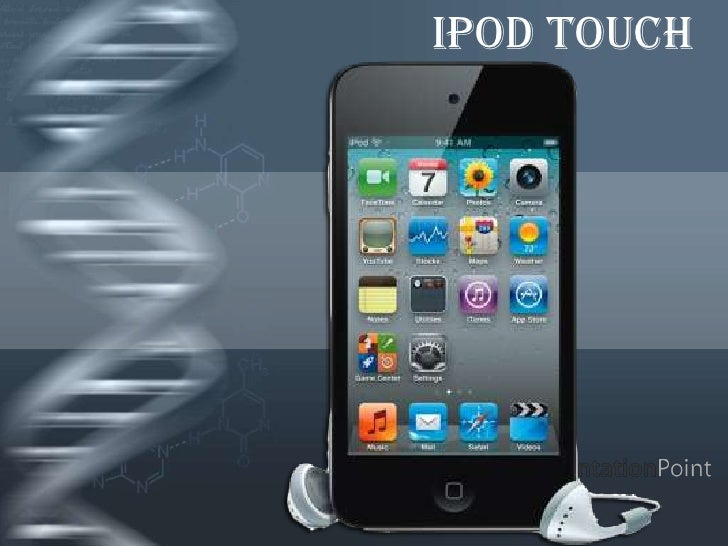 IPOD TOUCH<br />