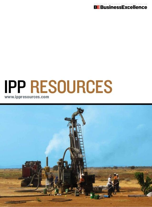 IPP Resourceswww.ippresources.com